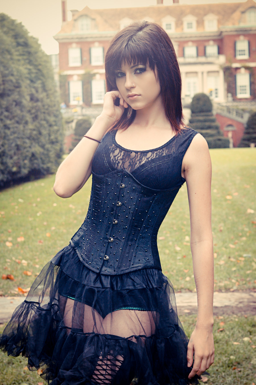 Amazing lace in this amazing pic