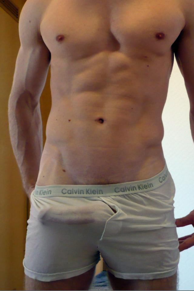 Hot See-through Bulge