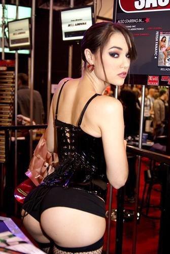 What an ass she has!!