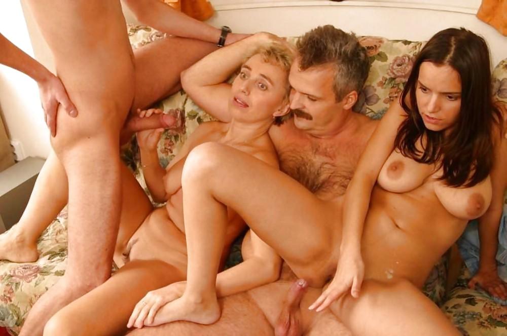 фото секс шведской семьи самого утра