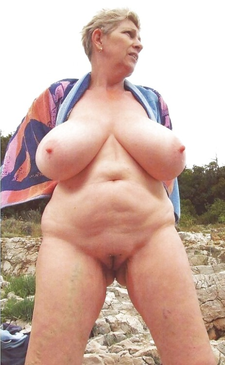 Mom big boobs