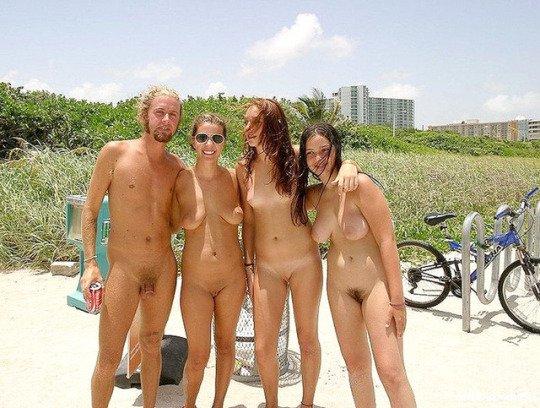 Haulover Nude Beach Friends
