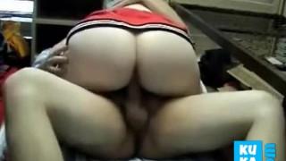 Fucking a Big White Ass