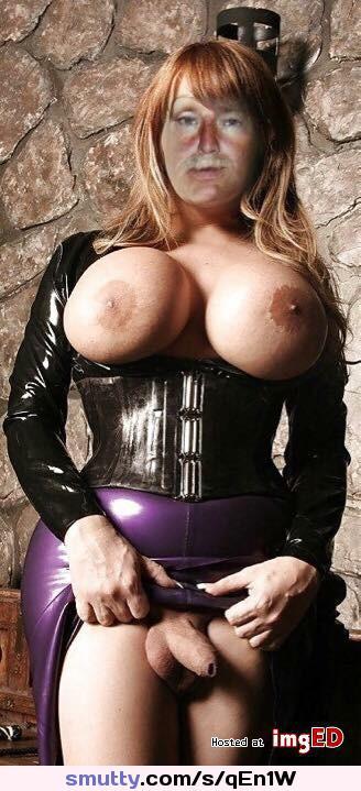 Sexy Trans Women Pornstar Model Marisa Kardashian