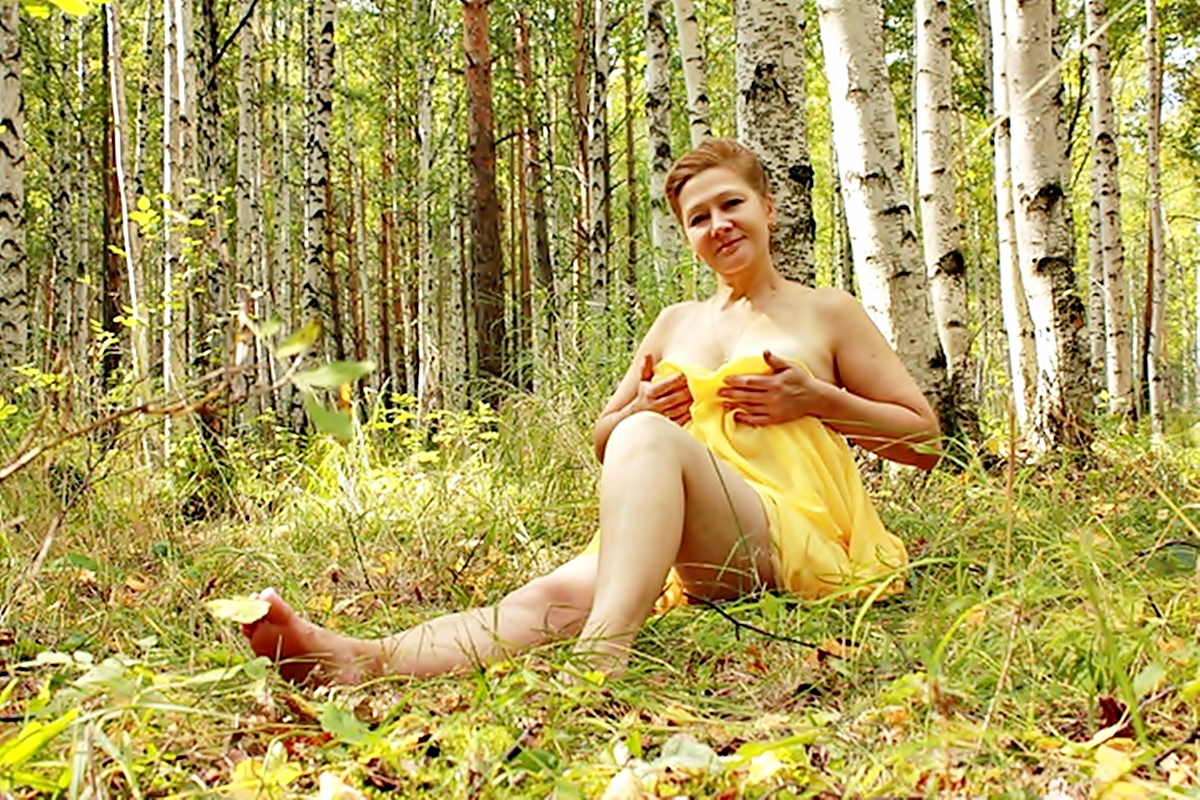 Lyuba - mature woman nympho