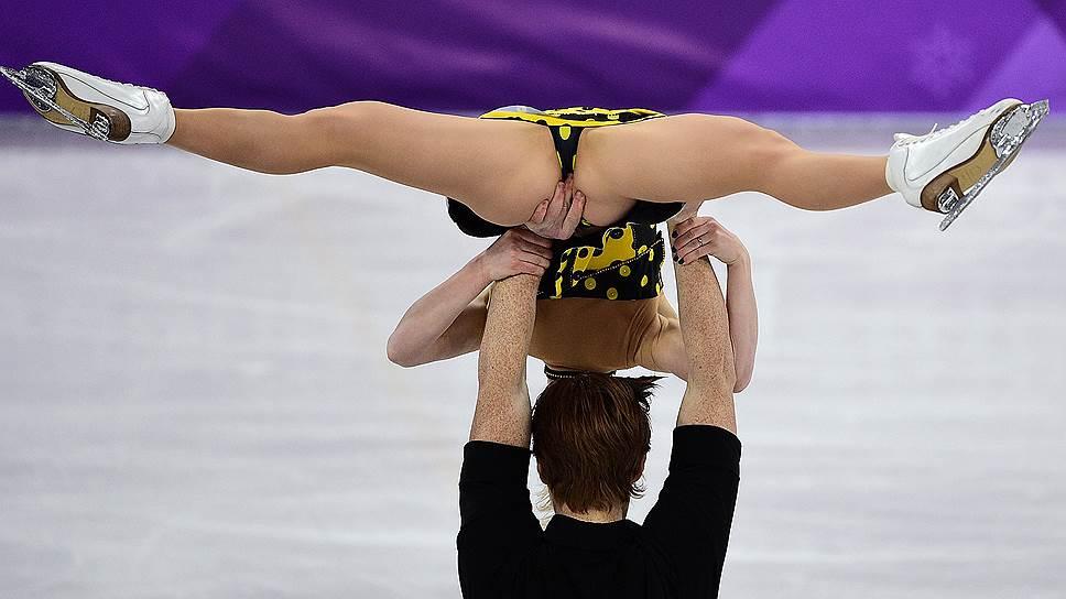 Evgenia Tarasova on Olympic Games in Pyeong Chang 2018