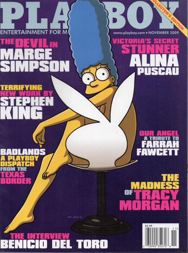 Playboy: Miss November 2009