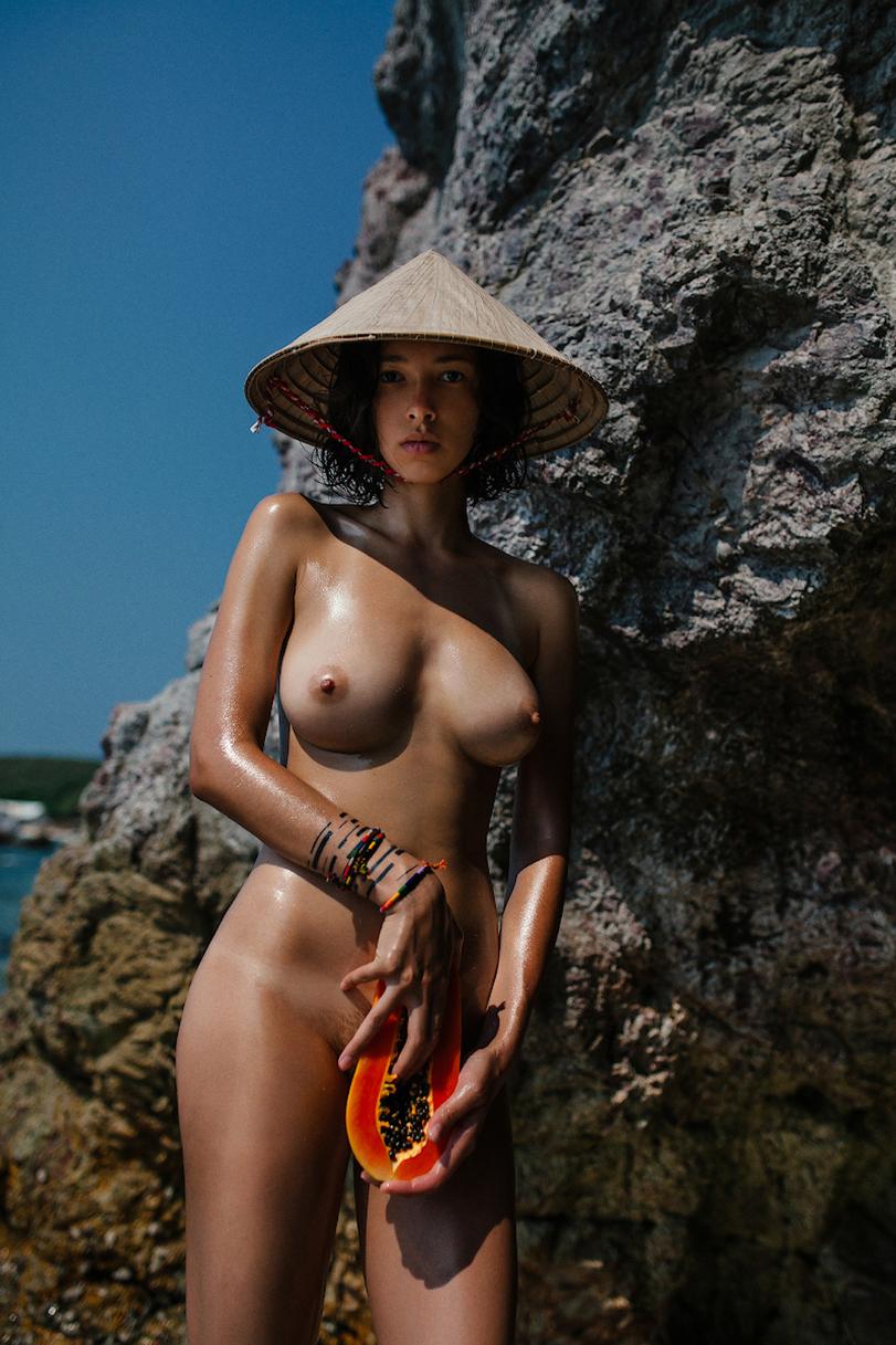 Asian peasant