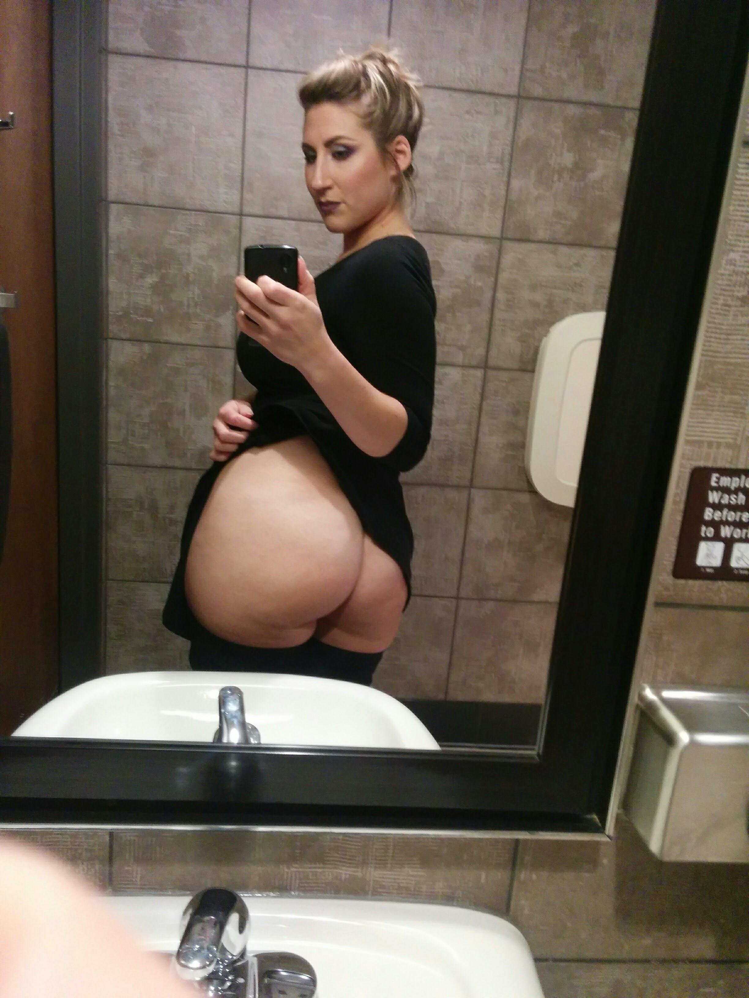 Work Booty Throwback
