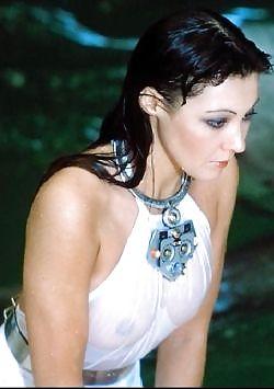 Hot chzech actress Dagmar Padrasova