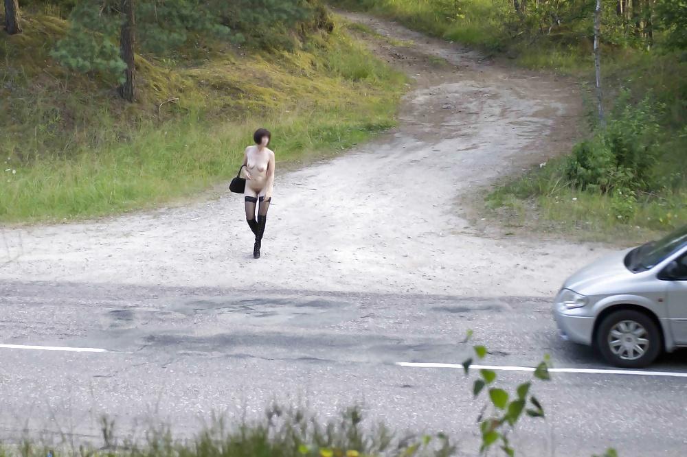 Wife to road..street hooker...working