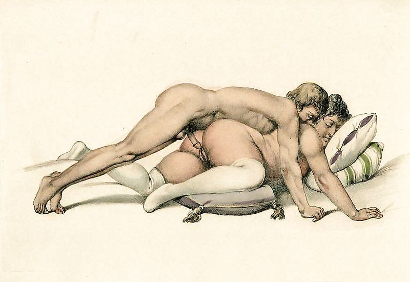 Erotic Art from Geiger