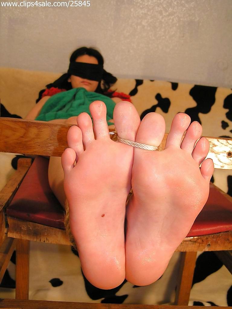 Foot Torture Hair dryer