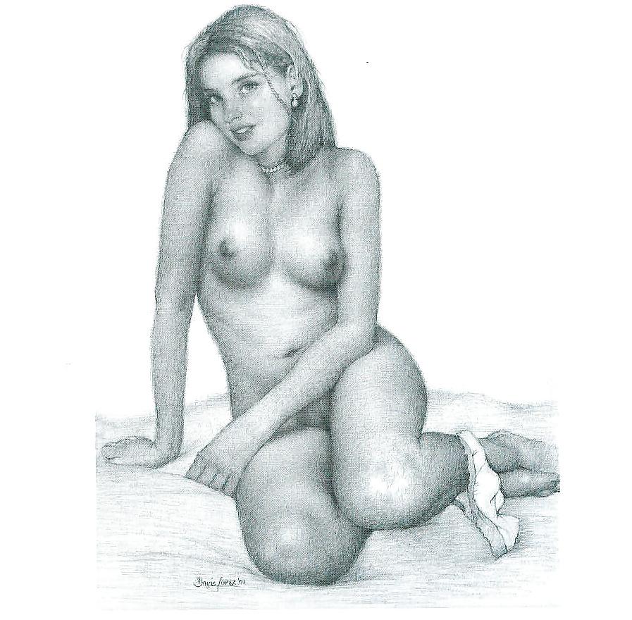 B&W Art I