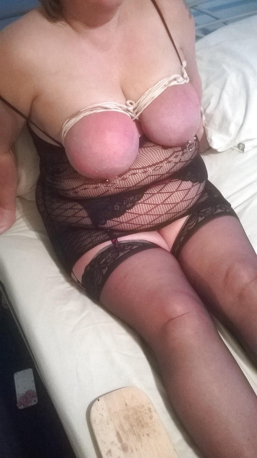 Scottish slut , even more tit !