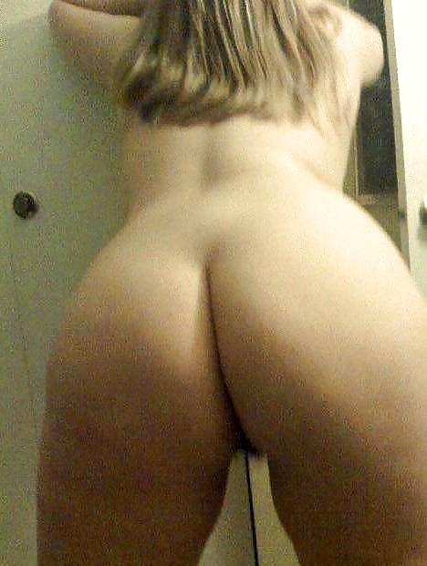 Big Round Juicy Bubble Butt Ass