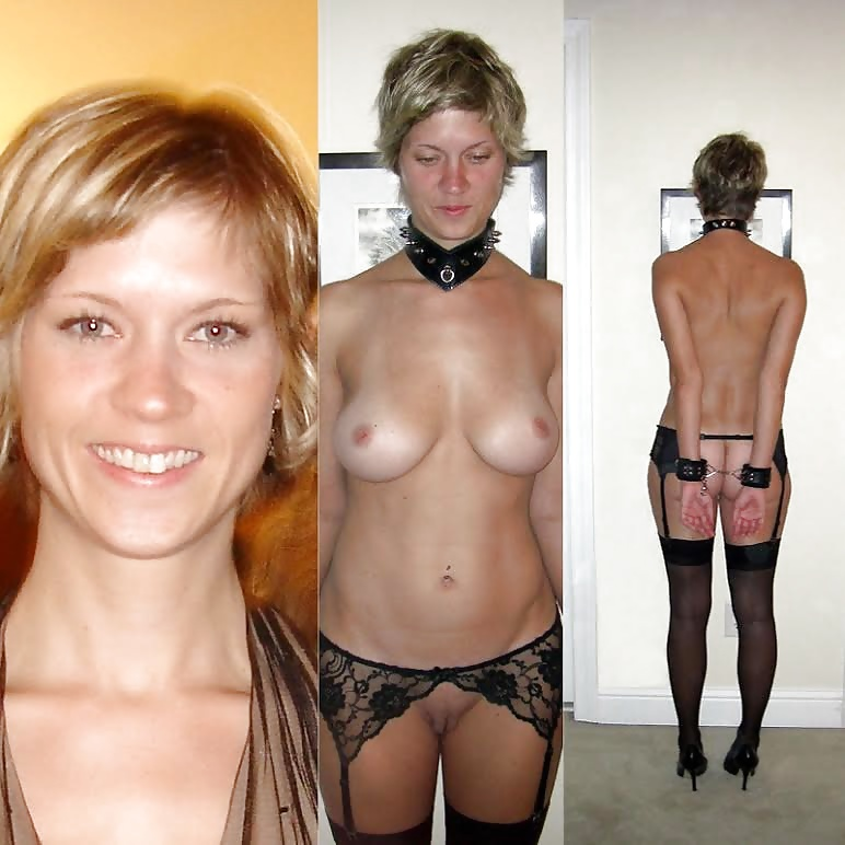 BLONDE WIFE LEARNS TO BE SUBMISSIVE