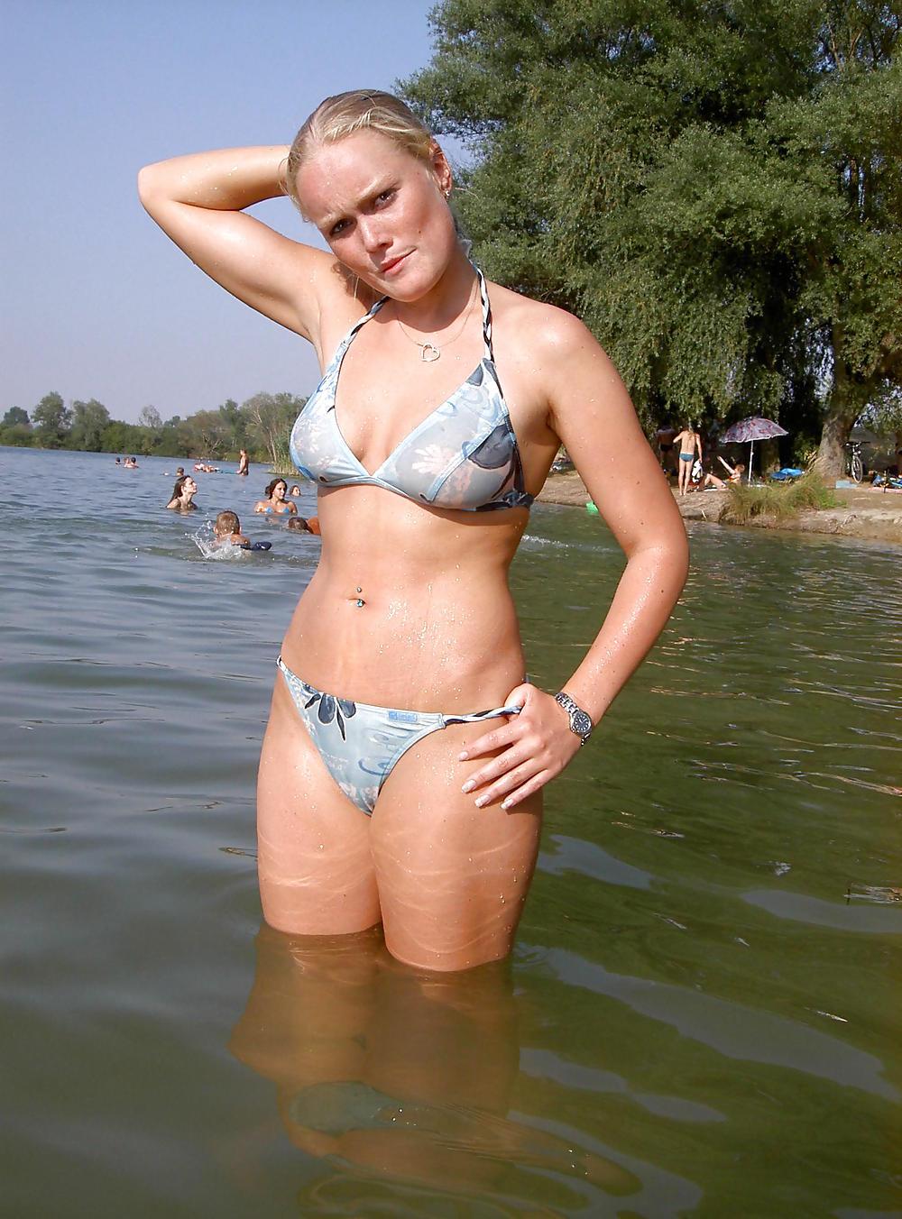 Blond Girl 7