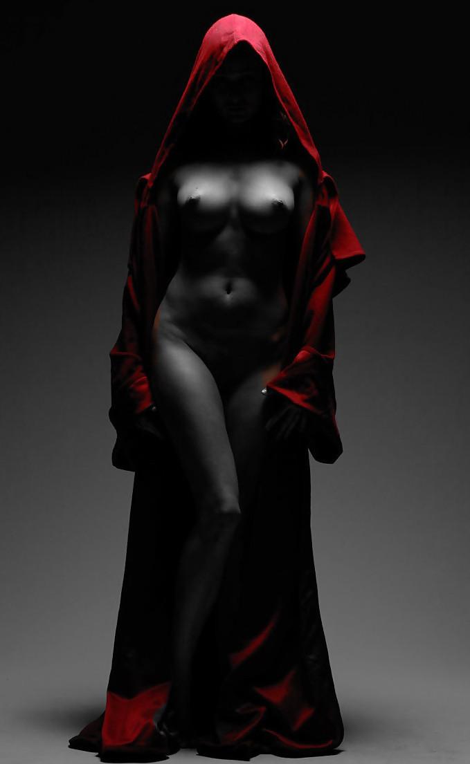 Splash of Red by TROC