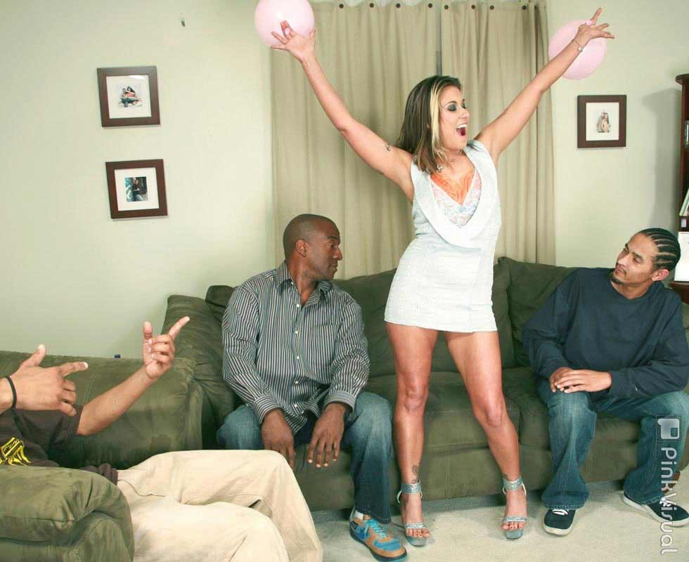 Nasty hoe hardcore gangbang sex with bondage anal fetish