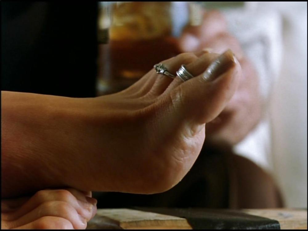 Bridgette Fonda Feets from Jackie Brown