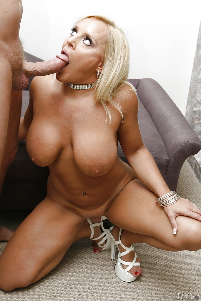 Big Tit Blonde Fucked Store